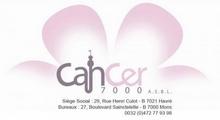 Cancers et vie de couple, des sujets abordés par l'asbl Cancer 7000 présidée par Dominique André.