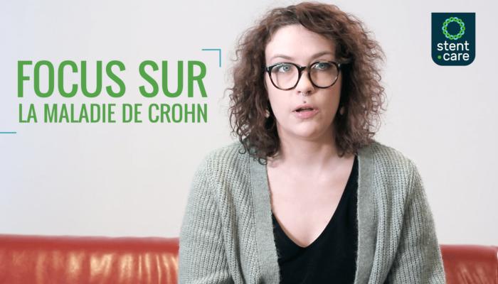 Sophie, une jeune maman de 32 ans, témoigne sur son diagnostic de la maladie de crohn