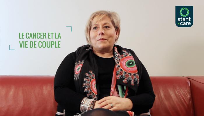 Cancers et vie de couples - Dominique évoque son quotidien.