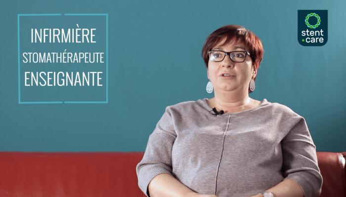 Nathalie Loisse est infirmière stomathérapeute et enseignante.