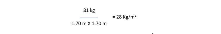 IMC Indice de Masse Corporelle : Méthode de calcul