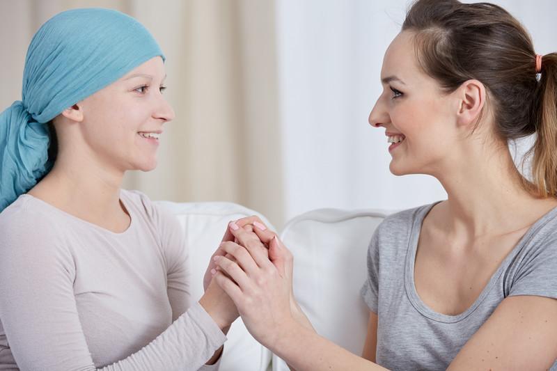 L'acceptation de la maladie est plus facile grâce aux aidants proches.