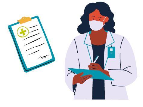 Une nouvelle prescription médicale est nécessaire si l'utilisation de matériels de stomie augmente et de ce fait modifie le budget trimestriel du portefeuille virtuel.